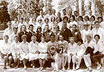 Camp Paivika Staff - 1964