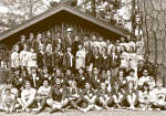 Camp Paivika Staff - 1970
